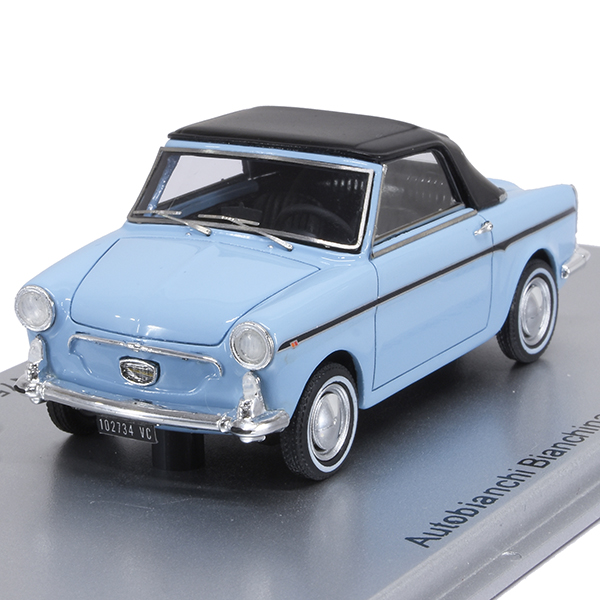 1/43 AUTOBIANCHI BIANCHINA Cabrioret F 1965 Miniature Model