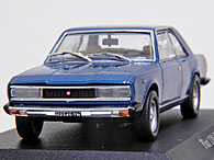 1/43 FIAT Story Collection No.5 130 COUPE 1971 Miniature Model