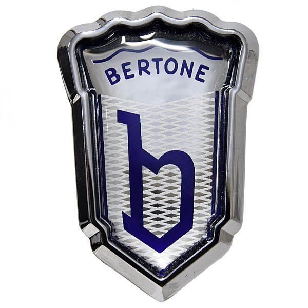 BERTONEエンブレム (内部3Dタイプ)<br><font size=-1 color=red>01/08到着</font>