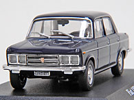 1/43 FIAT Story Collection No.6 125 SPECIAL 1968 Miniature Model