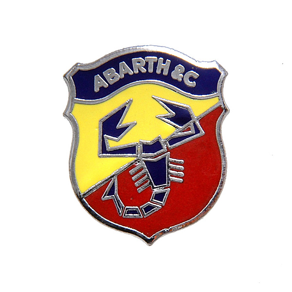 ABARTH & C Emblem (Small/Type B)